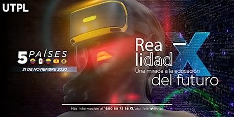 DIA DE LA REALIDAD VIRTUAL - ECUADOR 2020 boletos
