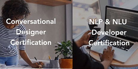 Certified Workshops: Conversational UX & AI Development in NLP & NLU tickets