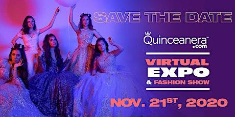 XV.com Virtual Expo & Fashion Show tickets