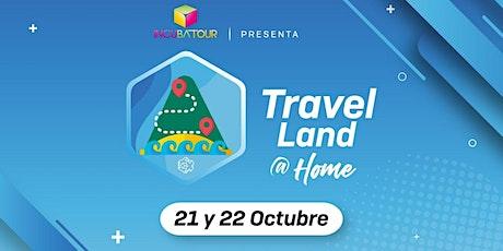 Travel Land @Home boletos
