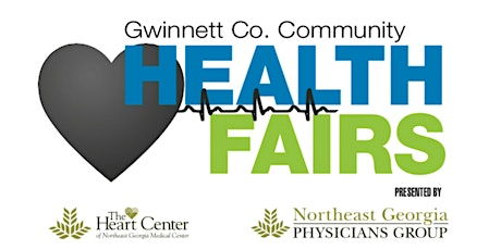 Gwinnett County Health Fairs - Buford tickets