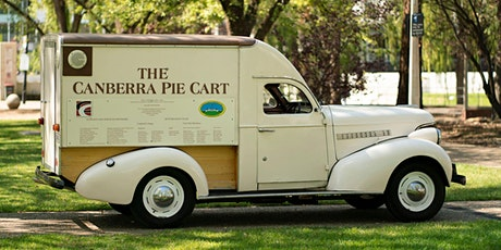Guest Speakers: The Canberra Pie Cart tickets