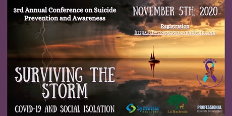"BVCOSP Virtual Conference ""Surviving The  Storm"" tickets"