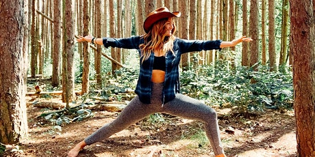 Free 60-Minute Virtual Online Yoga with Jenn Dodgson -- Los Angeles tickets
