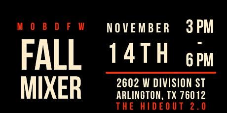 MOBDFW  Fall Mixer Meet & Greet tickets