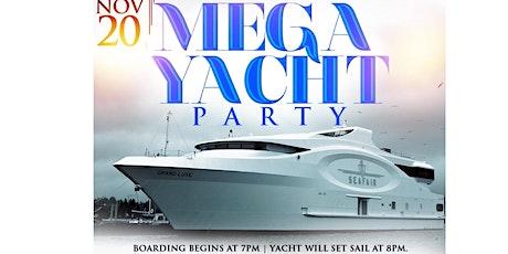 MEGA YACHT PARTY tickets