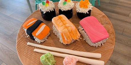 Sushi Cake Workshop tickets
