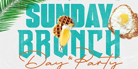 SUNDAY BRUNCH &  DAY PARTY ON THE PATIO @ GHOST tickets
