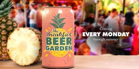 The Breakfast Beer Garden #3 tickets