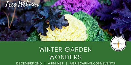 Winter Garden Wonders tickets
