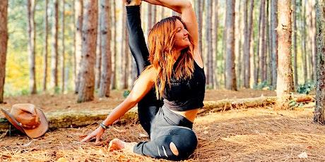Free 60-Minute Virtual Online Yoga with Jenn Dodgson — Dallas tickets