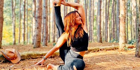 Free 60-Minute Virtual Online Yoga with Jenn Dodgson -- MA tickets
