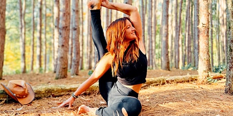 Free 60-Minute Virtual Online Vinyasa Yoga with Jenn Dodgson -- IE tickets