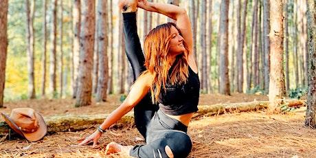 Free 60-Minute Virtual Online Yoga with Jenn Dodgson -- Orlando tickets