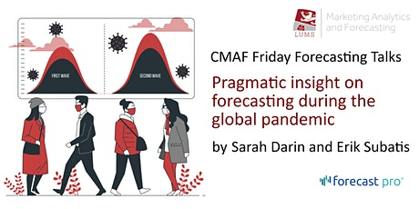 CMAF FFT: Pragmatic insight on forecasting during the global pandemic tickets