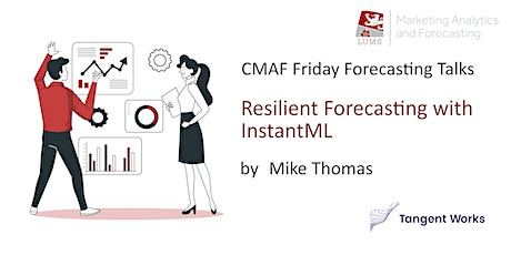 Friday Forecasting Talks: Resilient Forecasting with InstantML tickets