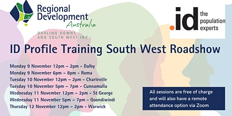 ID Profile Training - Warwick (Zoom session) tickets