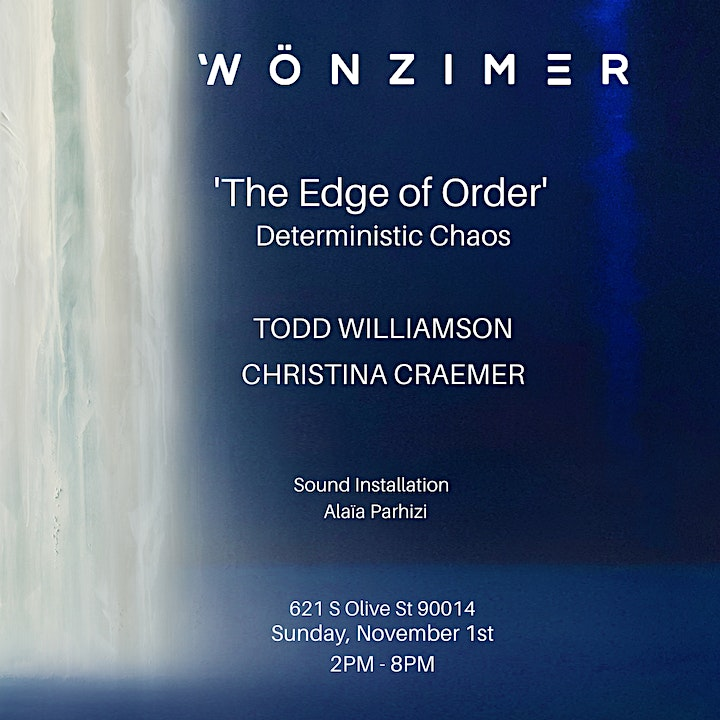 'The Edge of Order' Deterministic Chaos image