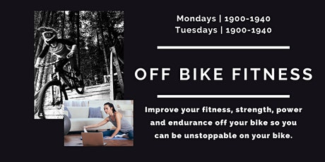 Off Bike Fitness tickets