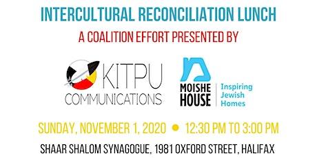 Intercultural Reconciliation Lunch tickets