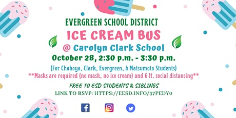 Ice Cream Day for Clark, Chaboya, Evergreen & Matsumoto tickets