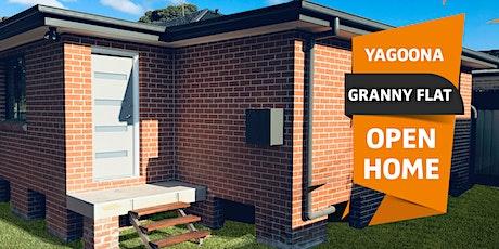Yagoona Granny Flat Open Home tickets
