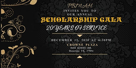 PBMAH 20th Year Celebration & Scholarship Gala tickets
