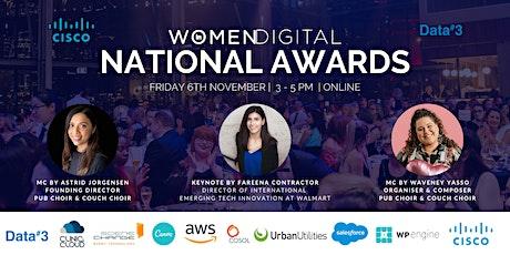 2020 National Women in Digital Awards tickets