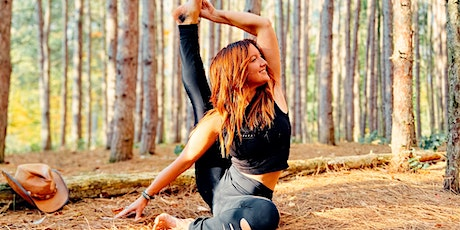 Free 60-Minute Virtual Online Yoga with Jenn Dodgson -- KS tickets
