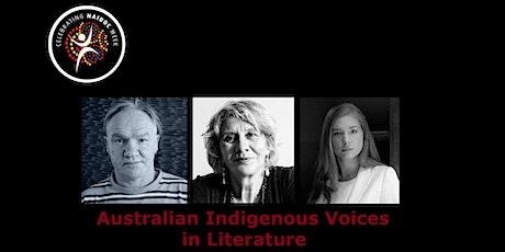 Australian Indigenous Voices in Literature: NAIDOC Week tickets