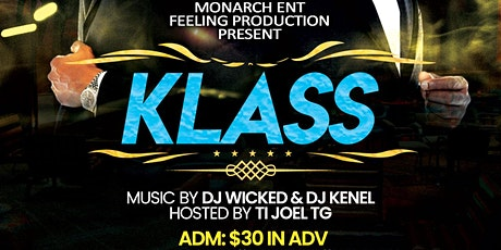 Monarch Ent & Feeling Production: Present Sunday November 22,2020,KLASS tickets