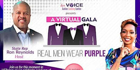 Real Men Wear Purple tickets