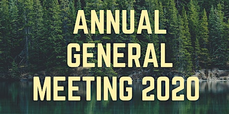 AMAI Annual General Meeting 2020 tickets