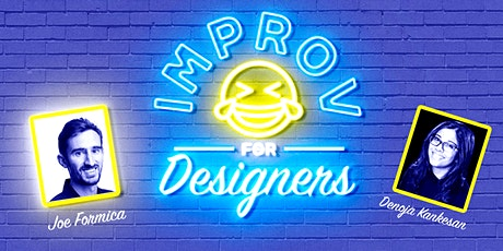 Just For Fun! Improv Workshop for Designers tickets