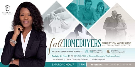 Fall Homebuyers Education Workshop tickets