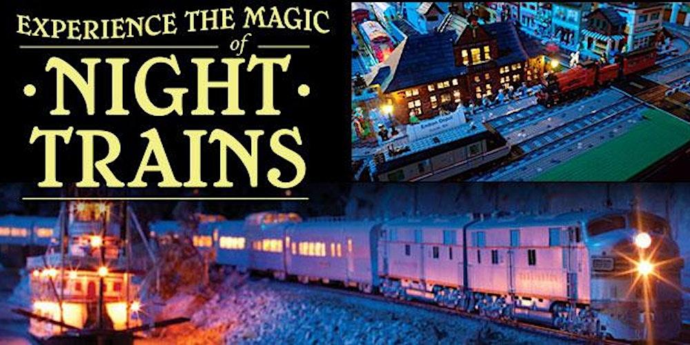 "Night Trains"" 2020-2021 Season Tickets, Multiple Dates   Eventbrite"