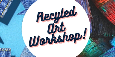 Lane Cove Youth - Recycled Art Workshop tickets