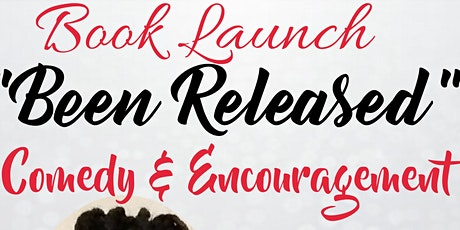 "Book Launch ""Been Released"" tickets"