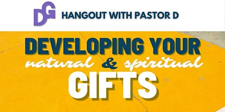Hang Out with Pastor tickets
