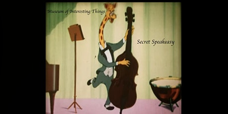 Tunes in Toons Secret Sunday Speakeasy tickets