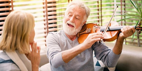 Music Through History – SeniorsLearning Online Workshop tickets