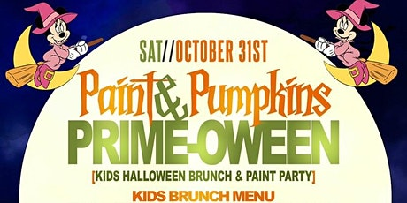 Paint & Pumpkins Prime-Oween tickets