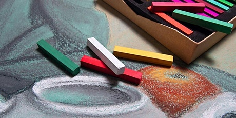 Drawing with Pastels for Beginners - SeniorsLearning Online Workshop tickets