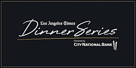 L.A Times Dinner Series: Fargo Cast Dinner w/ Chef Jeremy Fox of Birdie G's tickets
