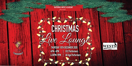 National Music Academy Christmas Live Lounge 2020 - Newcastle tickets