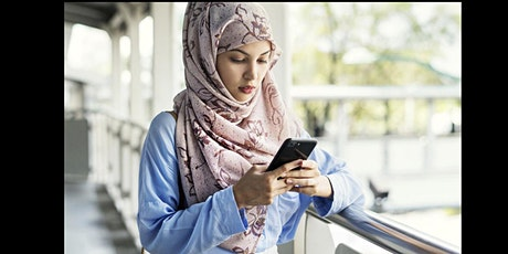 Virtual Online Single Muslims Speed Dating (Ages 28-40) tickets