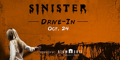 Shock Cinema Series: SINISTER Drive-In Experience tickets