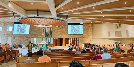 SATURDAY 4:30 PM In-Person Mass at St. Joseph Parish Center tickets