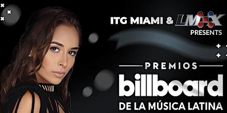 Premios Billboard de la Musica Latina - Live Viewing tickets