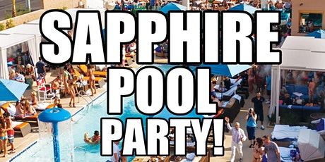 Sapphire Las Vegas - Friday Pool Party tickets
